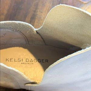 Kelsi Dagger booties